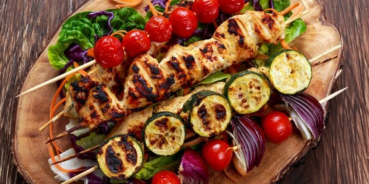 10 Healthiest Products for Each Decade Grilled Turkey Breast