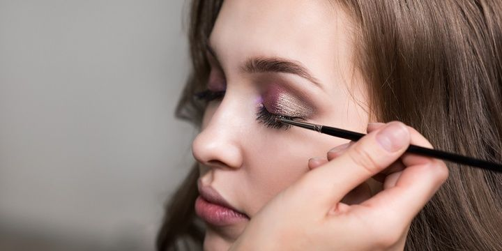 11 Makeup Secrets for Every Mature Woman to Use Use a bobby pin to apply eyelash glue