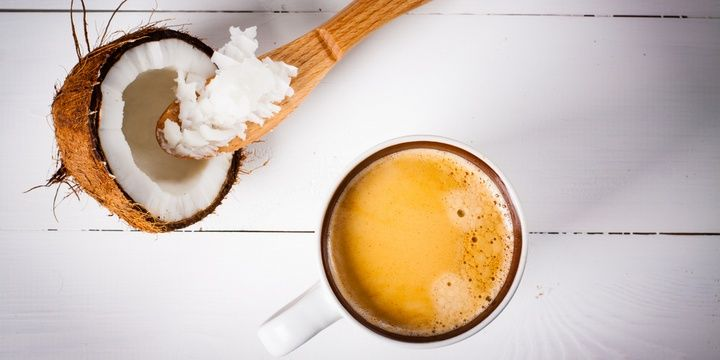 5 Flavors Besides Sugar You Can Use to Make Your Coffee Taste Better Ground coconut flakes