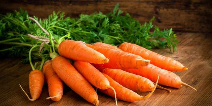 5 Foods That Do Not Enjoy Low Temperatures Carrot