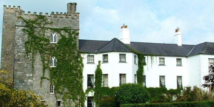 5 Gorgeous Castle Hotels for Your Next Vacation Barberstown Castle County Kildare Ireland