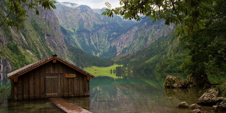 5 Unbelievable Areas Few People Ever Visit Germany Fishing Hut
