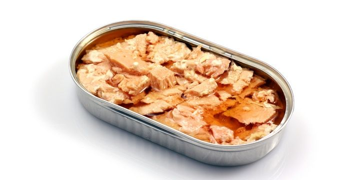6 Affordable Foods with Great Health Benefits Tinned Salmon