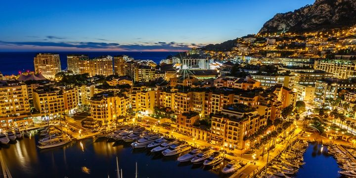 6 Destinations Where You Can Spend Your Next Weekend MONTE CARLO MONACO
