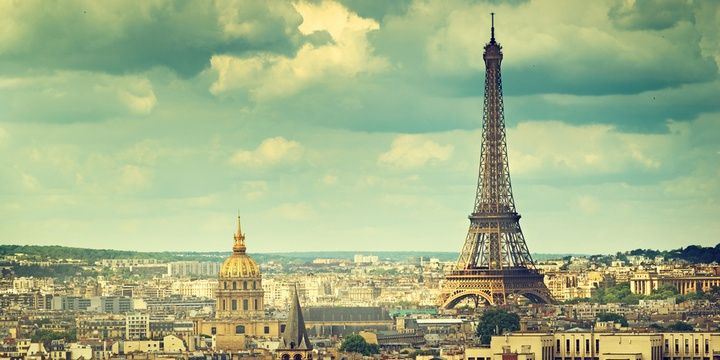 6 Destinations Where You Can Spend Your Next Weekend PARIS FRANCE