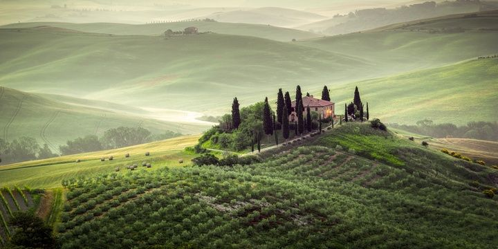 6 Destinations Where You Can Spend Your Next Weekend TUSCANY ITALY