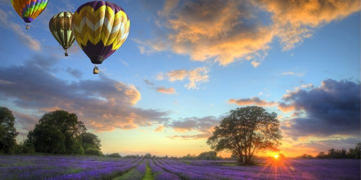 6 Extravagant Ideas and Things to Do Flying a hot air balloon