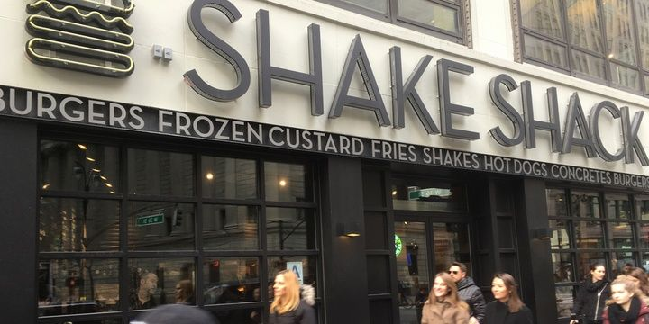 6 Fabulous Menu Items Offered at Restaurant Chains Breakfast Sandwiches at Shake Shack