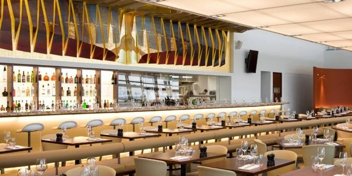 6 Most Prominent Airport Restaurants UK London Heathrow Airport