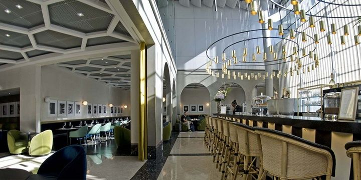 6 Most Prominent Airport Restaurants France Paris Charles de Gaulle International Airport