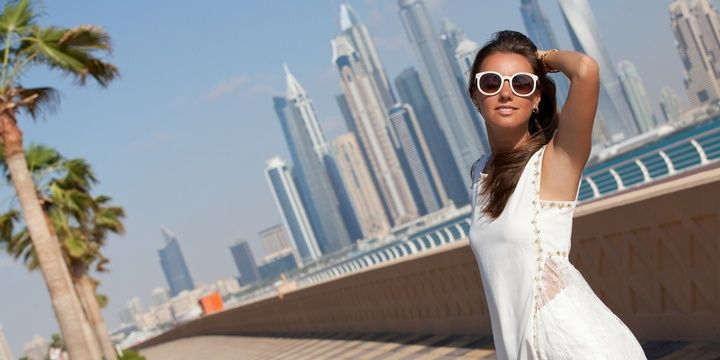 7 Cities Where You Feel Good When You Are Rich Dubai United Arab Emirates