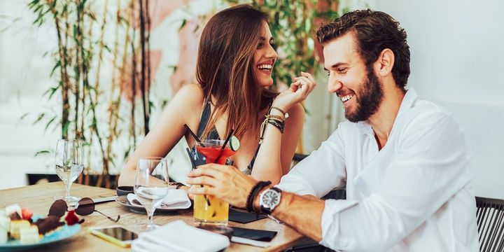 8 Things That Guys Do When They Are Addicted to You He feels proud of being with you around his friends family and other people