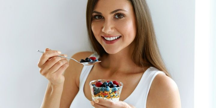 8 Tips to Help Busy People Stay Healthy Include yogurt