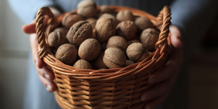 Best Foods for Healthy Locks Walnuts