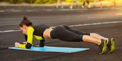 6 Positive Changes That Regular Planking May Bring
