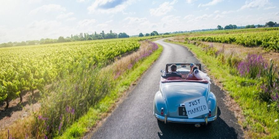 6 Travelling Tips for Newlyweds