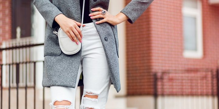 6 Fashion Tips for Those Who Want to Look Stunning  White jeans