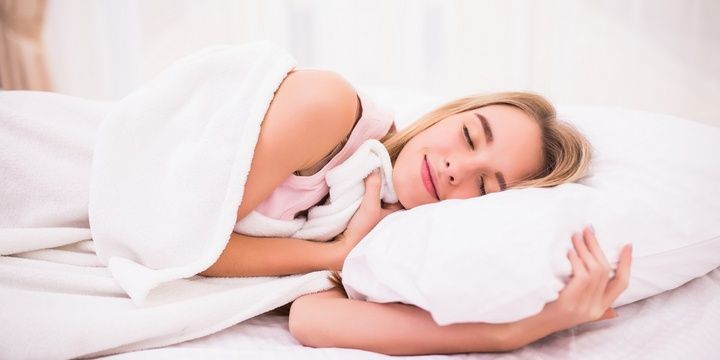 6 Steps towards Makeup-Free Beauty Healthy sleep patterns can be developed