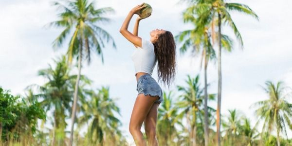 How Healthy Might Coconut Oil Be?